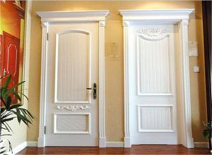 开放漆门的工艺流程