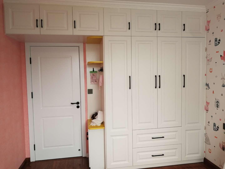 衣柜全屋定制的流程和周期