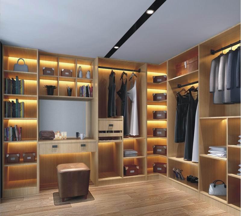 衣柜全屋定制如此受欢迎,定制的好处有哪些