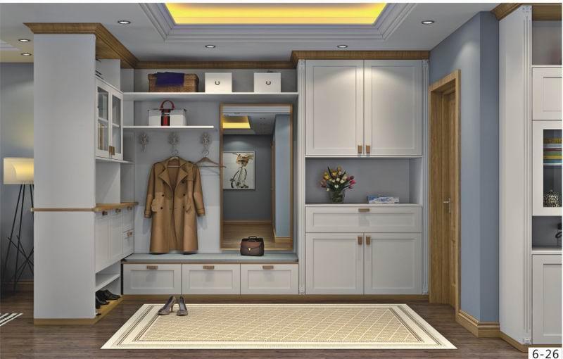 选择衣柜全屋定制家具要注意什么