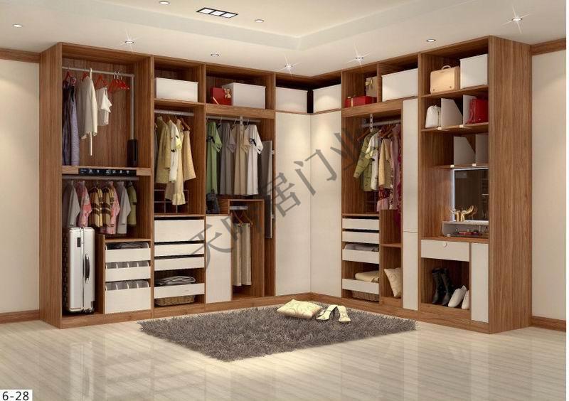 衣柜全屋定制有哪些不可比拟的优势特点