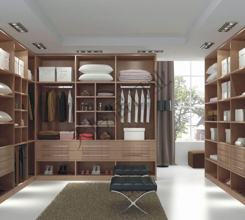 衣柜全屋定制之衣帽间如何设计才更实用