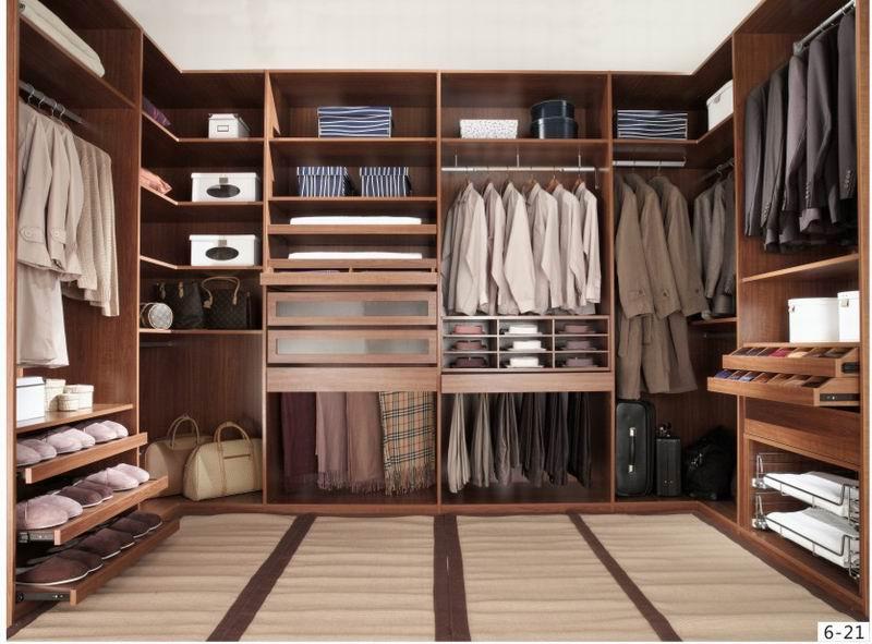 卧室如何装下衣帽间?衣柜全屋定制来帮您!