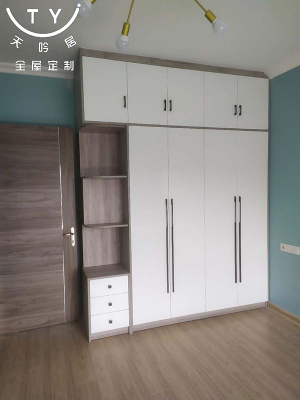 全屋定制包括什么家具?涉及到房子的哪些空间?